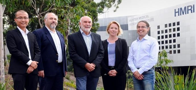 Engineers, investigators on the Australian Artificial Pancreas Program